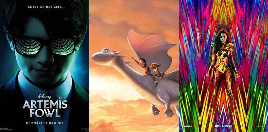 Kinofilme Juni 2020