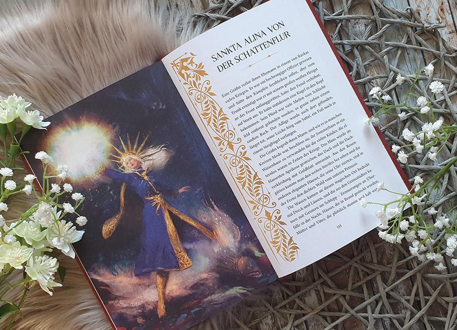 Die Leben der Heiligen