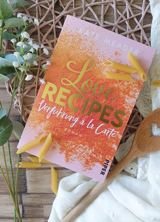 Love Recipes: Verführung à la Carte