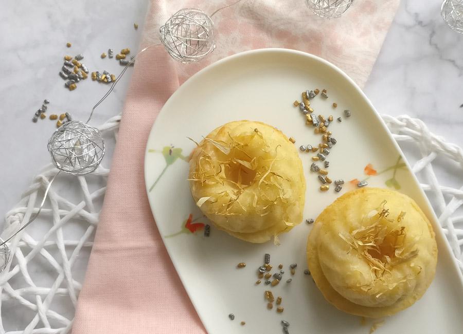 Zitronengugl mit Vanille